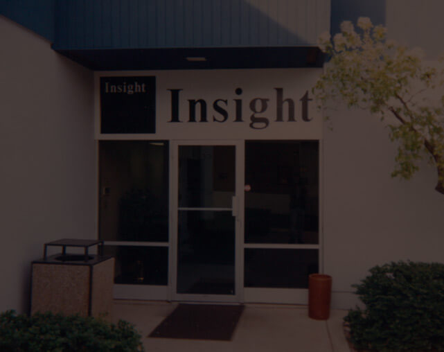 First Insight building ever created