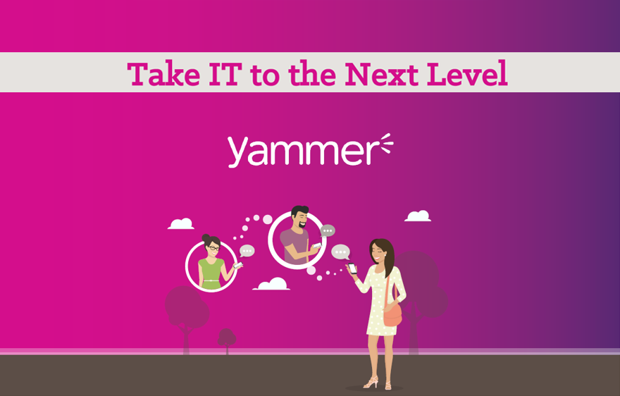 Thumbnail of Microsoft Yammer ebook to download below