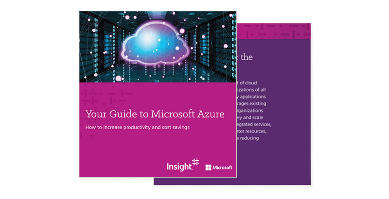 Your Guide to Microsoft Azure ebook available for download